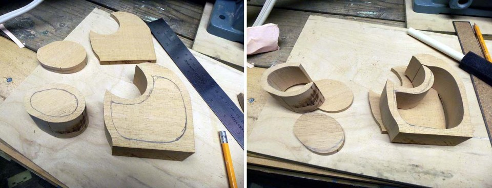bandsaw box step 3