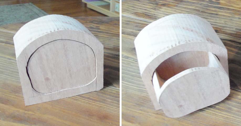 basic bandsaw box
